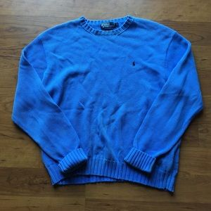 Blue polo Ralph Lauren Sweater